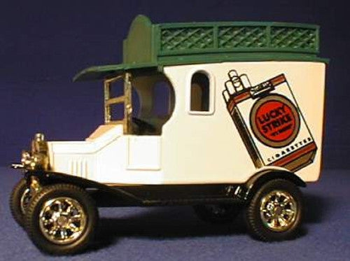 Oxford Diecast Lucky Strike