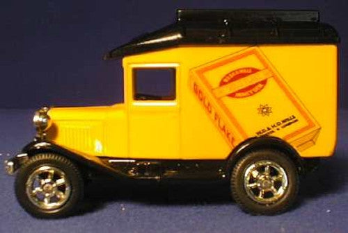 Oxford Diecast Gold Flake