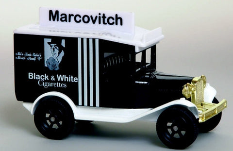 Oxford Diecast Black & White