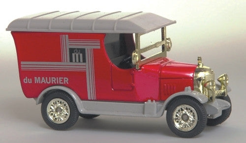 Oxford Diecast Du Maurier Red