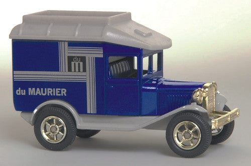 Oxford Diecast Du Maurier Blue