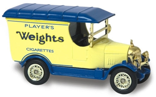 Oxford Diecast Players Weights