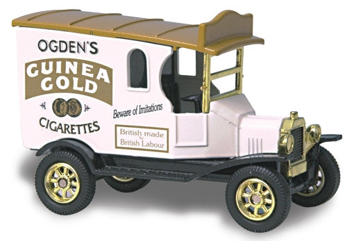 Oxford Diecast Guinea Gold