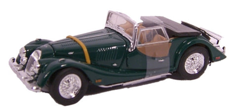 Cararama Morgan Plus 8 Convertible Green