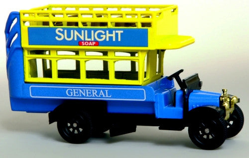 Oxford Diecast Sunlight Soap