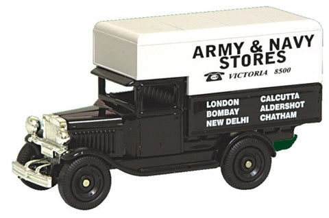 Oxford Diecast Army & Navy
