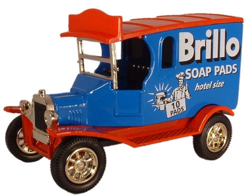 Oxford Diecast Brillo