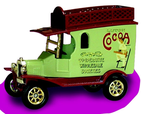 Oxford Diecast Co-op Cocoa