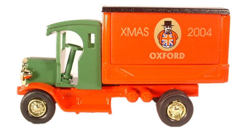 Oxford Diecast XMAS 2004