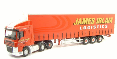 Oxford Diecast James Irlam - 1:76 Scale