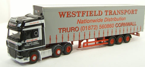 Oxford Diecast Westfield Transport - 1:76 Scale
