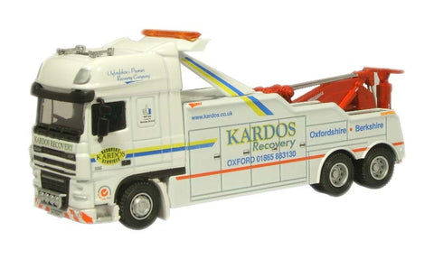 Oxford Diecast Kardos DAF Recovery - 1:76 Scale