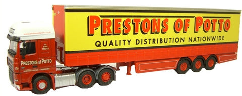 Oxford Diecast Prestons of Potto - 1:76 Scale