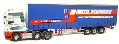 Oxford Diecast David Murray DAF 105 - 1:76 Scale