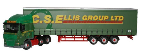 Oxford Diecast C S Ellis DAF 105 - 1:76 Scale