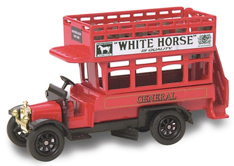 Oxford Diecast White Horse