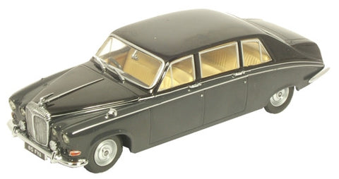 Oxford Diecast Embassy Black/Carlton Grey - 1:43 Scale