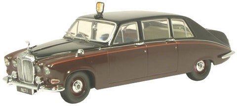 Oxford Diecast Claret/Black (Queen Mum)  DS420 - 1:43 Scale
