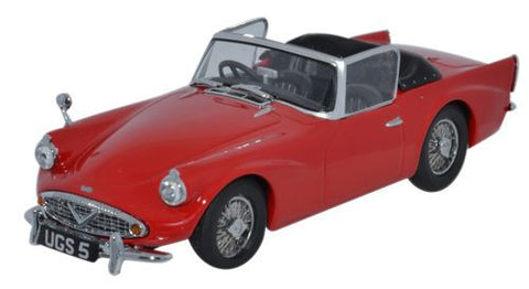 Oxford Diecast Daimler SP250 Royal  Red - 1:43 Scale