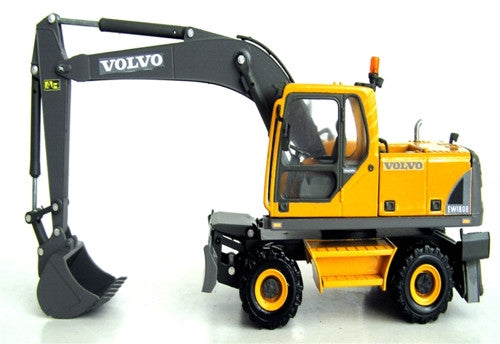 CARARAMA EW Wheel Loader 1:87 - 1:87 Scale - OxfordDiecast