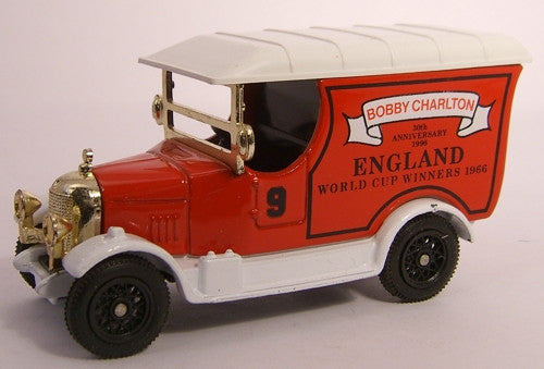 Oxford Diecast B.CHARLTON 9