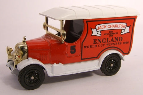 Oxford Diecast J.CHARLTON 5