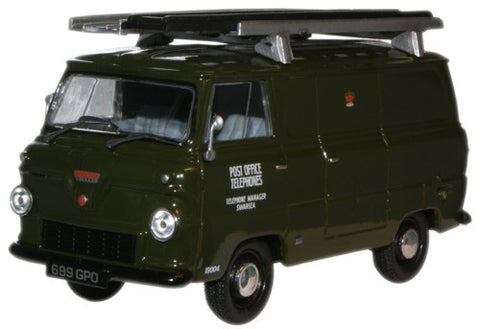 Oxford Diecast Post Office Telephones Ford Thames Van - 1:43 Scale