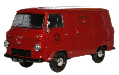 Oxford Diecast Royal Mail Ford Thames Van - 1:43 Scale