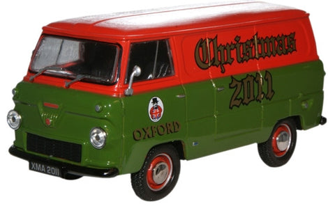 Oxford Diecast Xmas Model 2011 - 1:43 Scale