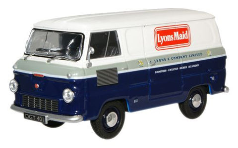 Oxford Diecast Lyons Maid Ford 400E - 1:43 Scale