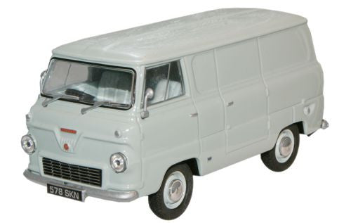 Oxford Diecast Cargo Grey Thames 400E - 1:43 Scale