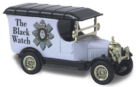 Oxford Diecast Black Watch
