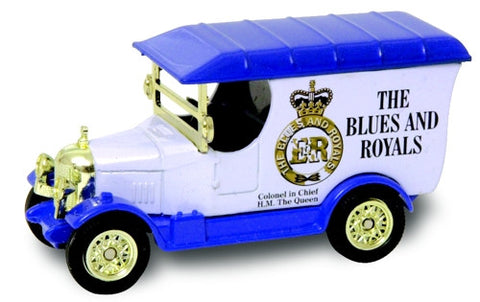 Oxford Diecast Blues & Royals