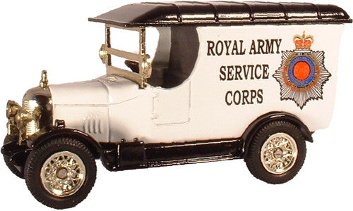 Oxford Diecast RASC