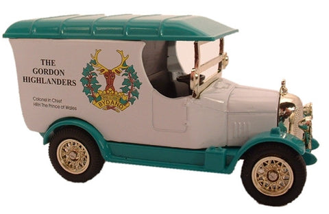 Oxford Diecast Gordon Highlanders