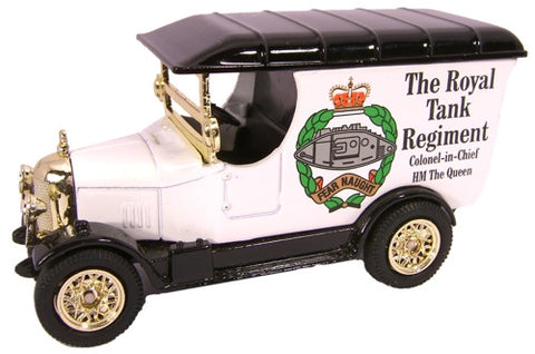 Oxford Diecast The Royal Tank Regiment
