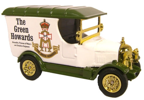 Oxford Diecast Green Howards