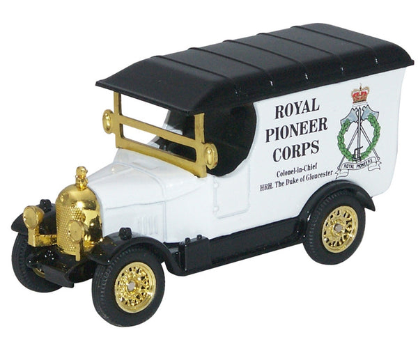 Oxford Diecast Pioneer Corps