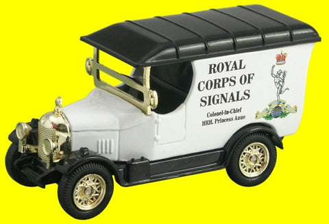Oxford Diecast Royal Corps Of Signals