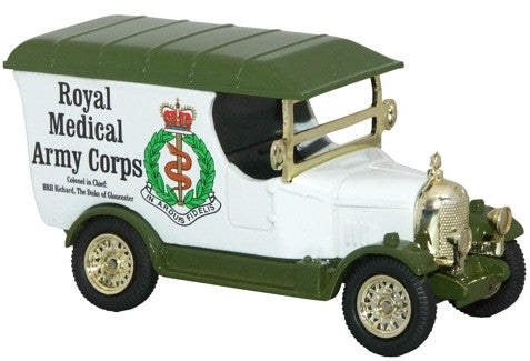 Oxford Diecast Royal Army Medical Corps