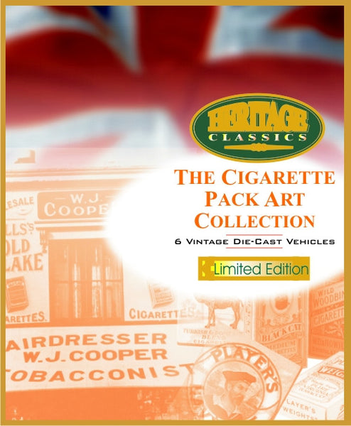 Oxford Diecast The Cigarette Pack Collection