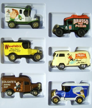 Oxford Diecast Grocery Collection