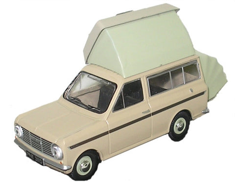 Oxford Diecast Camper Open - 1:43 Scale