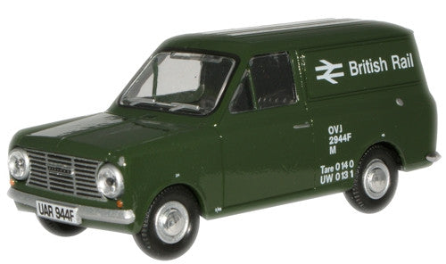 Oxford Diecast British Rail Bedford HA Van - 1:43 Scale