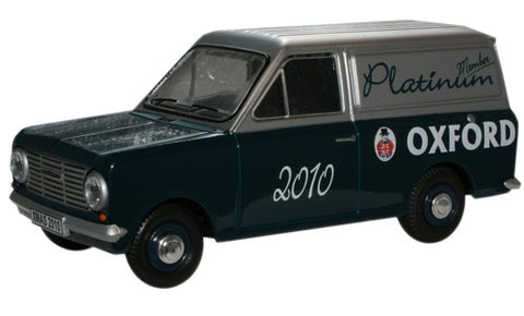 Oxford Diecast Bedford HA Platinum Van - 1:43 Scale