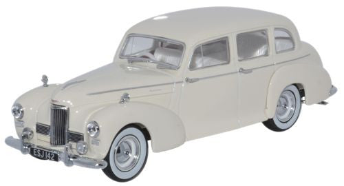 Oxford Diecast Humber Pullman Limousine Old English White - 1:43 Scale