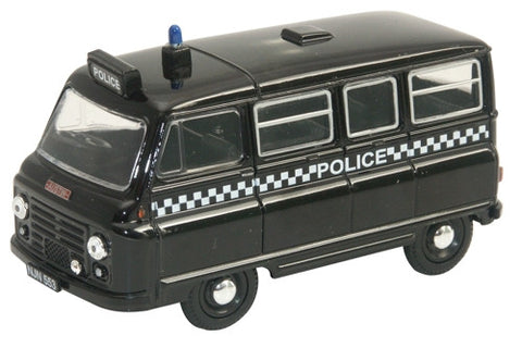 Oxford Diecast Police - 1:43 Scale