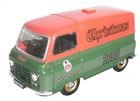 Oxford Diecast Xmas 2008 - 1:43 Scale