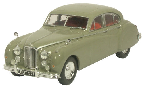 Oxford Diecast Jaguar MKVIIM Birch Grey - 1:43 Scale