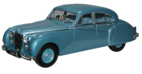 Oxford Diecast Jaguar MK VII - Twilight Blue - 1:43 Scale